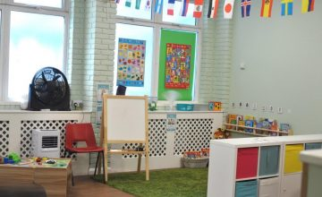 Nursery Facilities